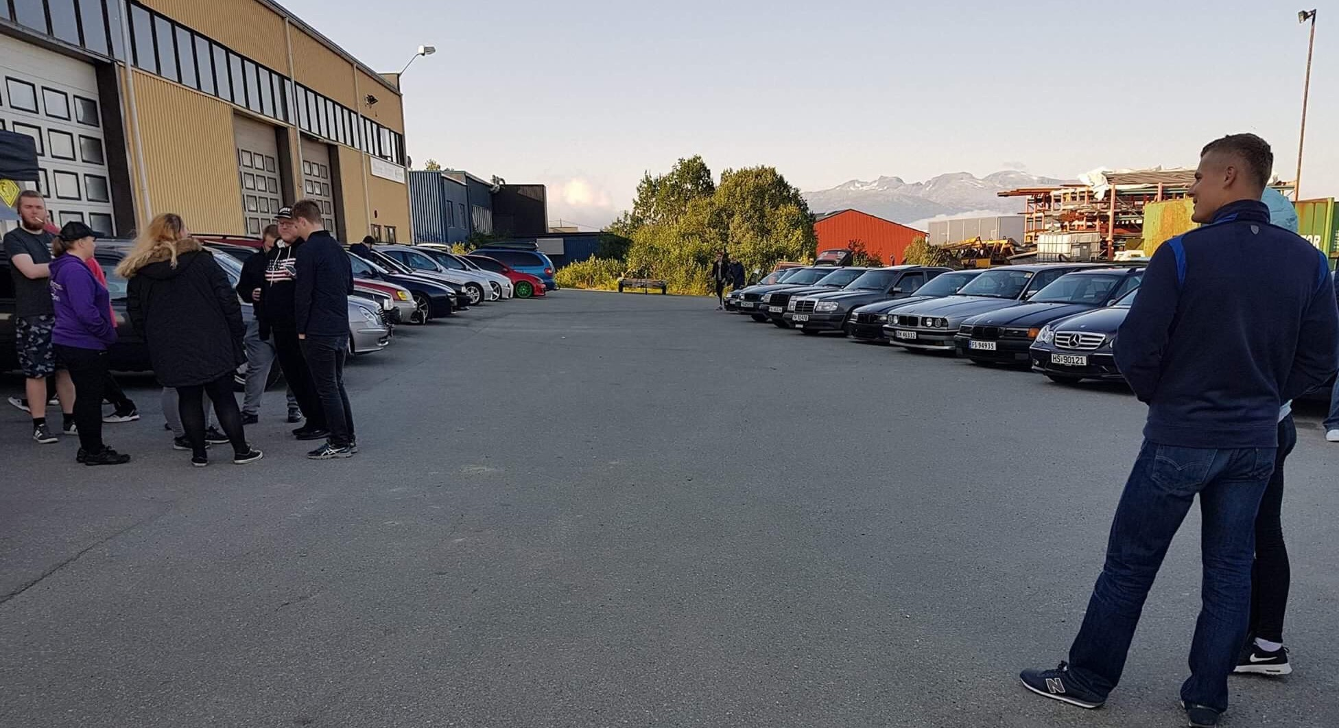 69° Nord Tromsø 19. august 2017