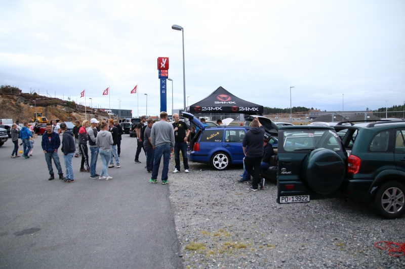 Motordag YX Lillesand 26. august 2017